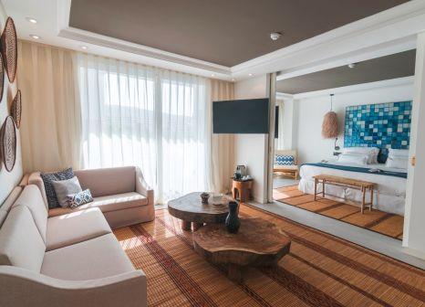 Hotelzimmer mit Mountainbike im Dreams Jardin Tropical Resort & Spa