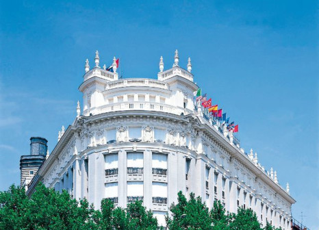 Hotel NH Madrid Nacional günstig bei weg.de buchen - Bild von FTI Touristik