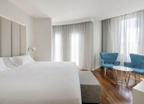 Hotelzimmer mit Fitness im NH Madrid Nacional