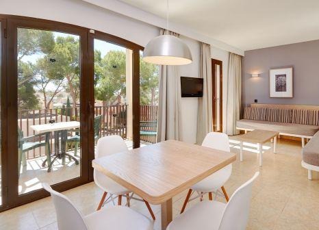 Hotelzimmer mit Mountainbike im Protur Floriana Resort Aparthotel