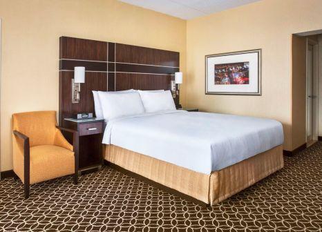 Hotelzimmer mit Fitness im New York Marriott Marquis