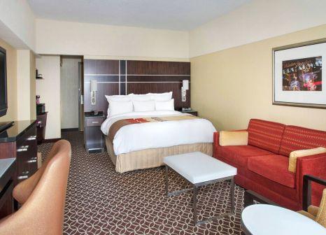 Hotelzimmer mit Tennis im New York Marriott Marquis