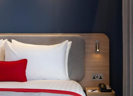 Hotelzimmer mit Familienfreundlich im Holiday Inn Express Royal Docks, Docklands