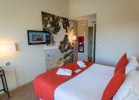 Hotelzimmer mit Fitness im Hôtel Soleil de Saint Tropez