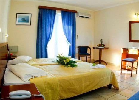 Hotelzimmer mit Tischtennis im Zante Village