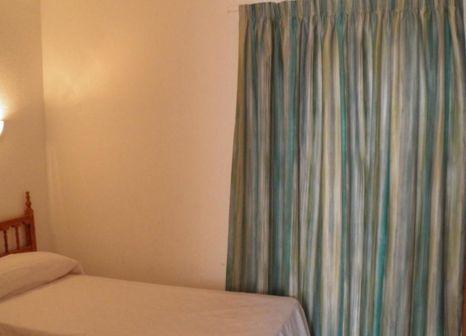 Hotelzimmer mit Tischtennis im Green Ocean