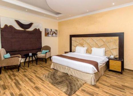 Hotelzimmer mit Golf im Flamingo by Bin Majid
