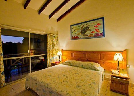 Hotelzimmer mit Paddeln im Coco d'Or