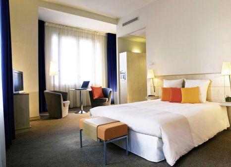 Hotelzimmer mit Aerobic im Novotel Budapest Centrum