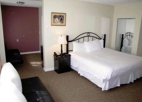 Hotelzimmer mit Klimaanlage im Barclay
