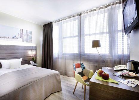 Hotelzimmer mit Sauna im Hotel Kiel by Golden Tulip
