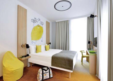 Hotelzimmer mit Kinderbetreuung im Ibis Styles Budapest Center