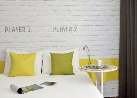 Hotelzimmer mit Spielplatz im Ibis Styles Budapest Center