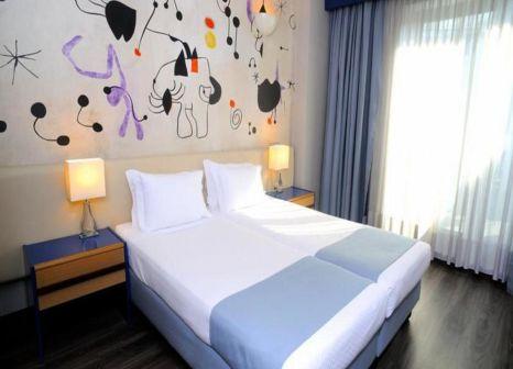 Hotelzimmer mit Aerobic im Hotel 3K Barcelona