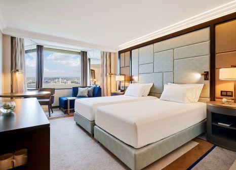 Hotelzimmer mit Aerobic im Hilton Budapest