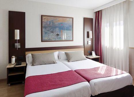Hotelzimmer mit Golf im Catalonia Santa Justa