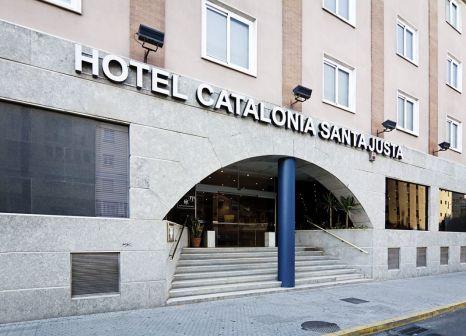 Hotel Catalonia Santa Justa günstig bei weg.de buchen - Bild von 5vorFlug