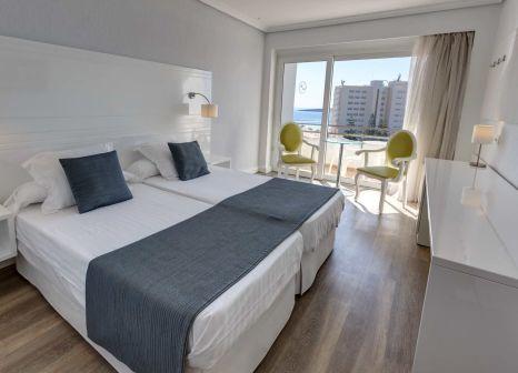 Hotelzimmer mit Fitness im Hotel Apartamentos Morito
