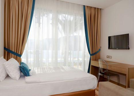 Hotelzimmer mit Volleyball im Orka Lotus Beach