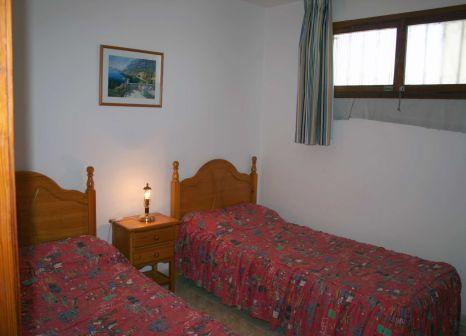 Hotelzimmer mit Sandstrand im Hotel Paraguay