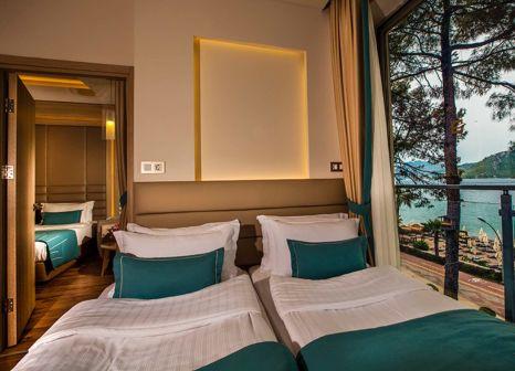 Hotelzimmer mit Yoga im Orka Lotus Beach