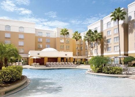 Hotel SpringHill Suites Orlando Lake Buena Vista in Marriott Village in Florida - Bild von 5vorFlug