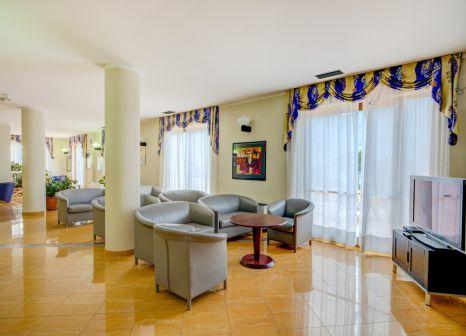 Hotelzimmer mit Golf im Hotel Cristina
