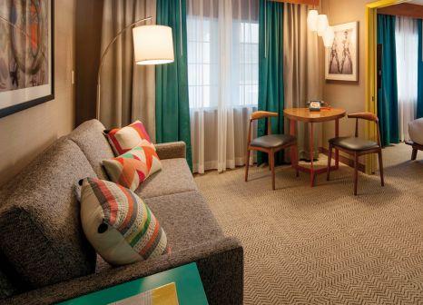 Hotelzimmer mit Tischtennis im The Kinney Venice Beach