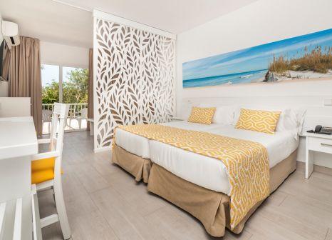 Hotelzimmer mit Mountainbike im Globales Samoa