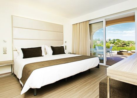 Hotelzimmer mit Volleyball im Insotel Cala Mandía Resort & Spa