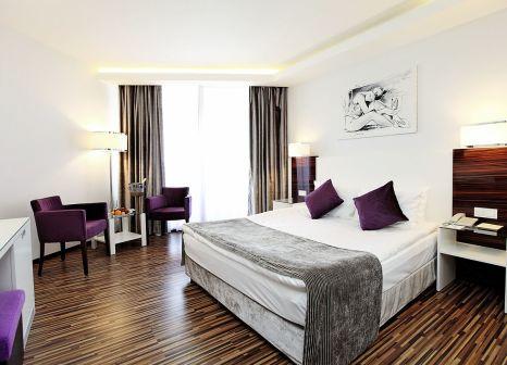Hotelzimmer mit Tischtennis im Palm Wings Ephesus Beach Resort