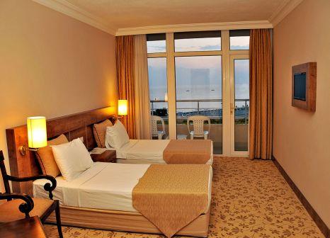 Hotelzimmer mit Tischtennis im Nerton