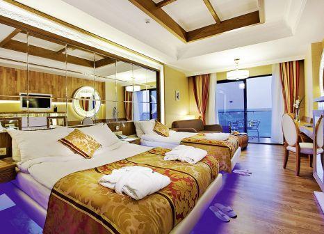 Hotelzimmer mit Tennis im Granada Luxury Okurcalar