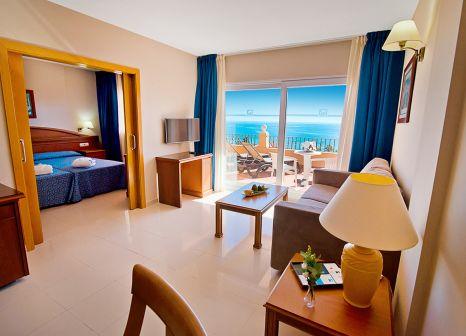 Hotelzimmer mit Tischtennis im Hotel Bahia Tropical