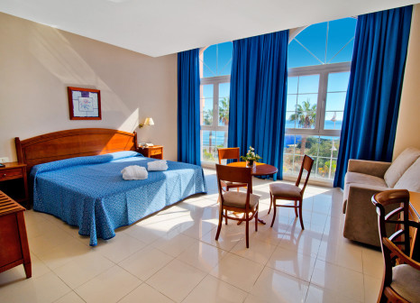 Hotelzimmer mit Golf im Hotel Bahia Tropical
