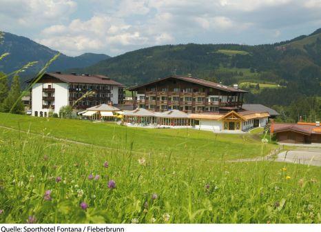 Sporthotel Fontana günstig bei weg.de buchen - Bild von FTI Touristik