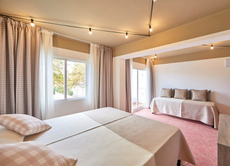 Hotelzimmer mit Mountainbike im tent Playa de Palma