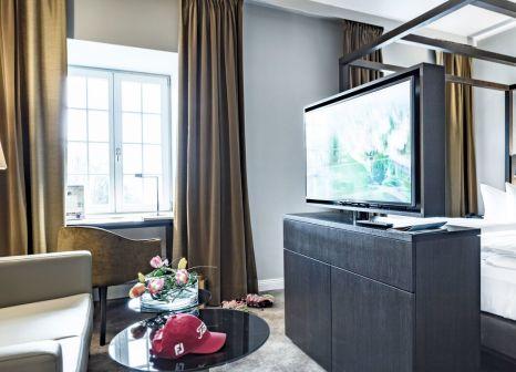 Hotelzimmer mit Yoga im SCHLOSS Fleesensee