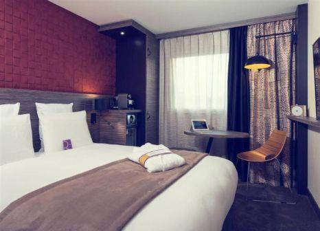 Hotelzimmer mit Tennis im Mercure Paris Porte de Pantin