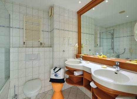 Hotelzimmer mit Minigolf im Strandhotel Seerose