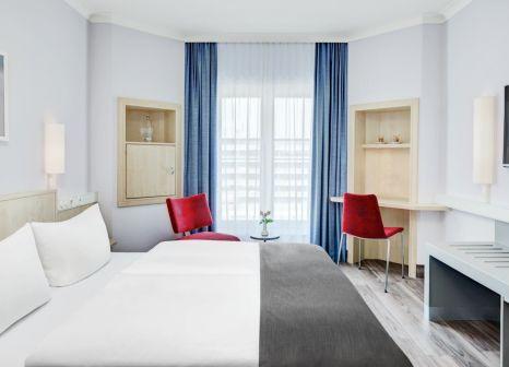 Hotelzimmer mit WLAN im InterCityHotel Rostock