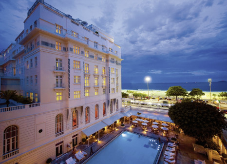Copacabana Palace, A Belmond Hotel günstig bei weg.de buchen - Bild von DERTOUR