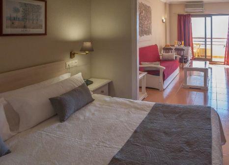 Hotelzimmer mit Golf im Hotel Aguadulce