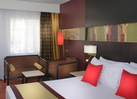 Hotelzimmer mit Tischtennis im Cairo Le Sphinx Hotel