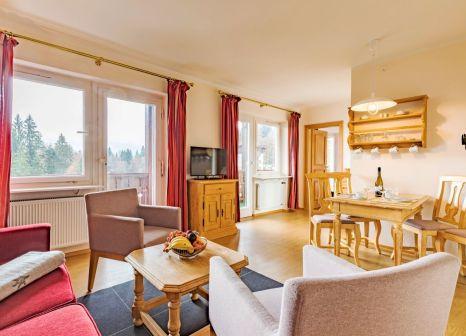 Hotelzimmer mit Yoga im MONDI Hotel Oberstaufen