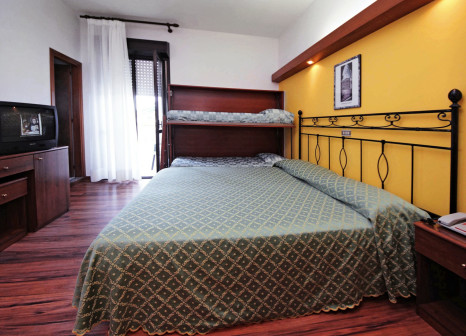 Hotelzimmer mit Fitness im Hotel President Jesolo