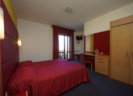 Hotelzimmer mit Tischtennis im Alpi Hotel & Residence