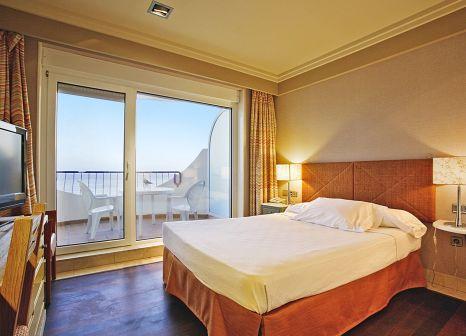 Hotelzimmer mit Tischtennis im Playa Victoria