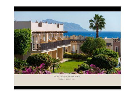Hotelzimmer mit Volleyball im Concorde El Salam Hotel Sharm El Sheikh By Royal Tulip