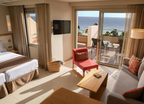 Hotelzimmer mit Yoga im Hotel Riu Calypso